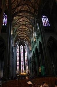 Collégiale gothique de Huy